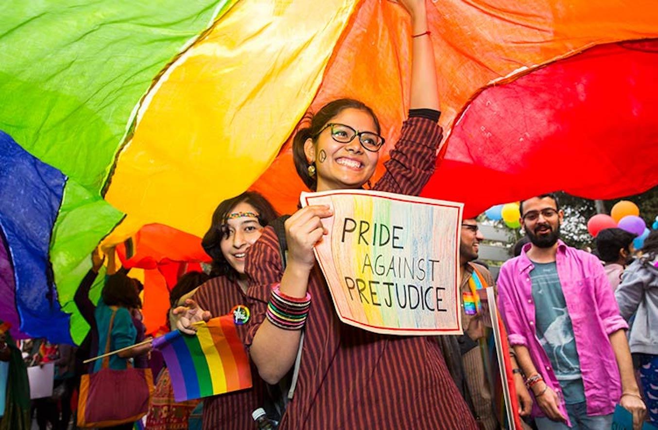 Gay pride delhi india